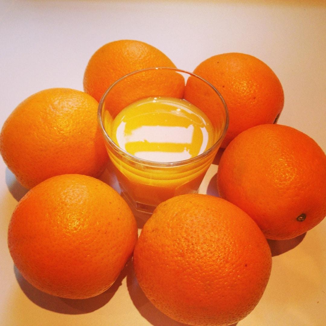 hohes C Orangen Frau Mutter Blog