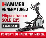 Hammer, Ellipsentrainer SOLE E25