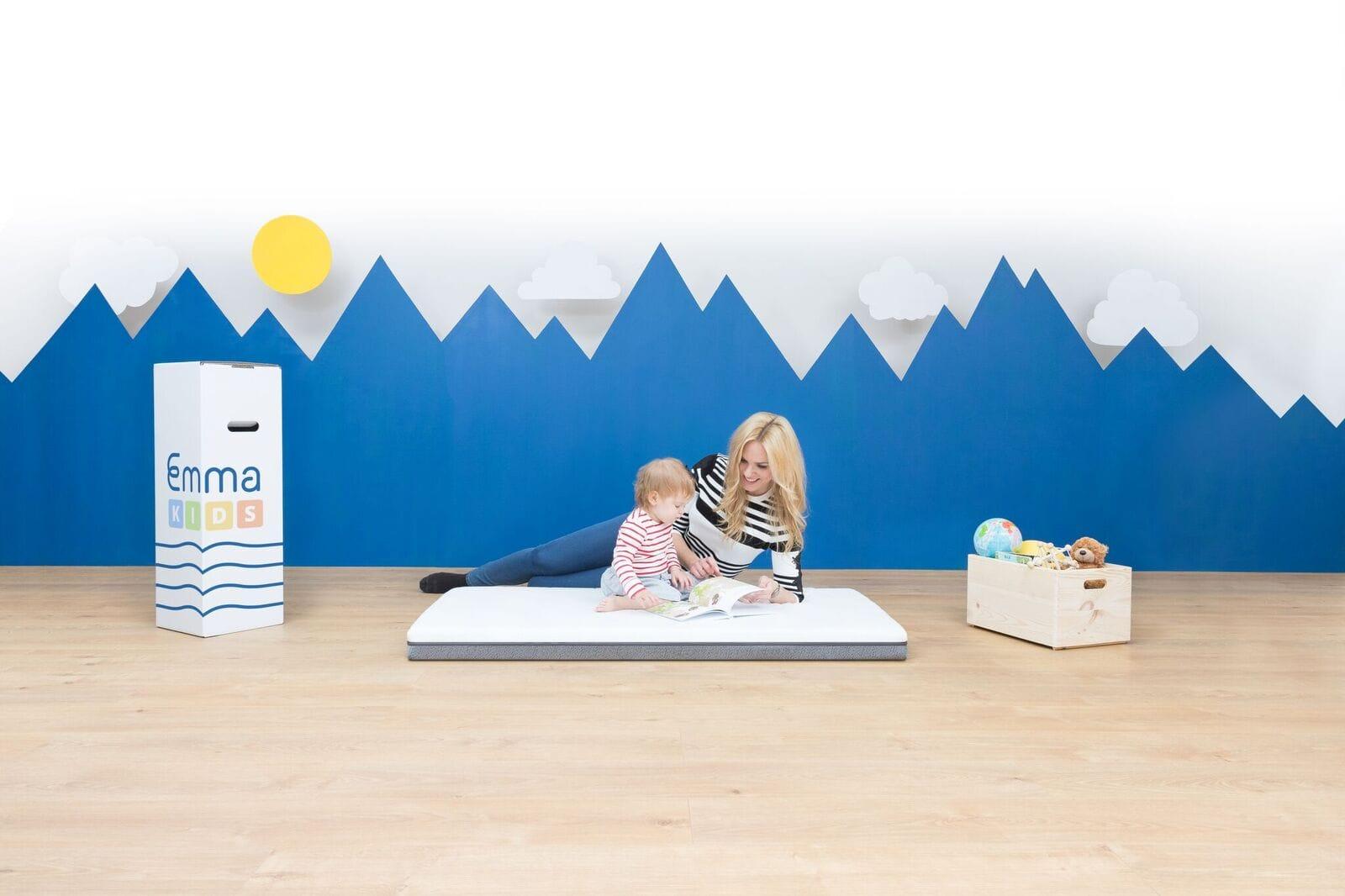 emma kids worauf muss man beim kauf einer kindermatratze achten. Black Bedroom Furniture Sets. Home Design Ideas