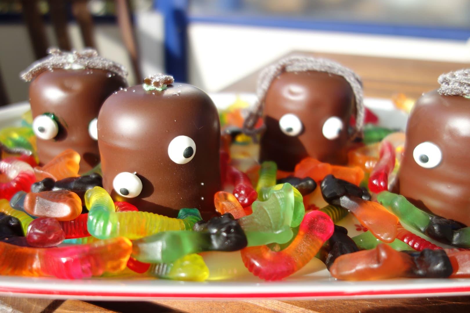 Großzügig Süßigkeiten Skulls Malvorlagen Galerie - Entry Level ...