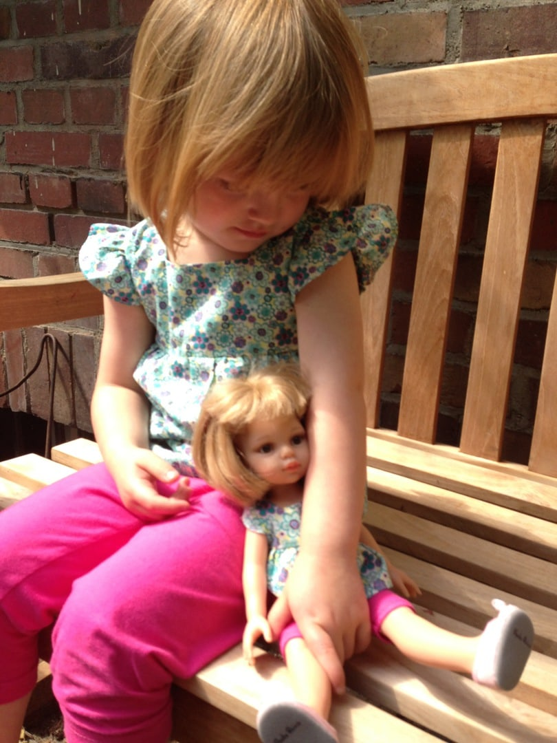 Puppen Frau Mutter blog 3