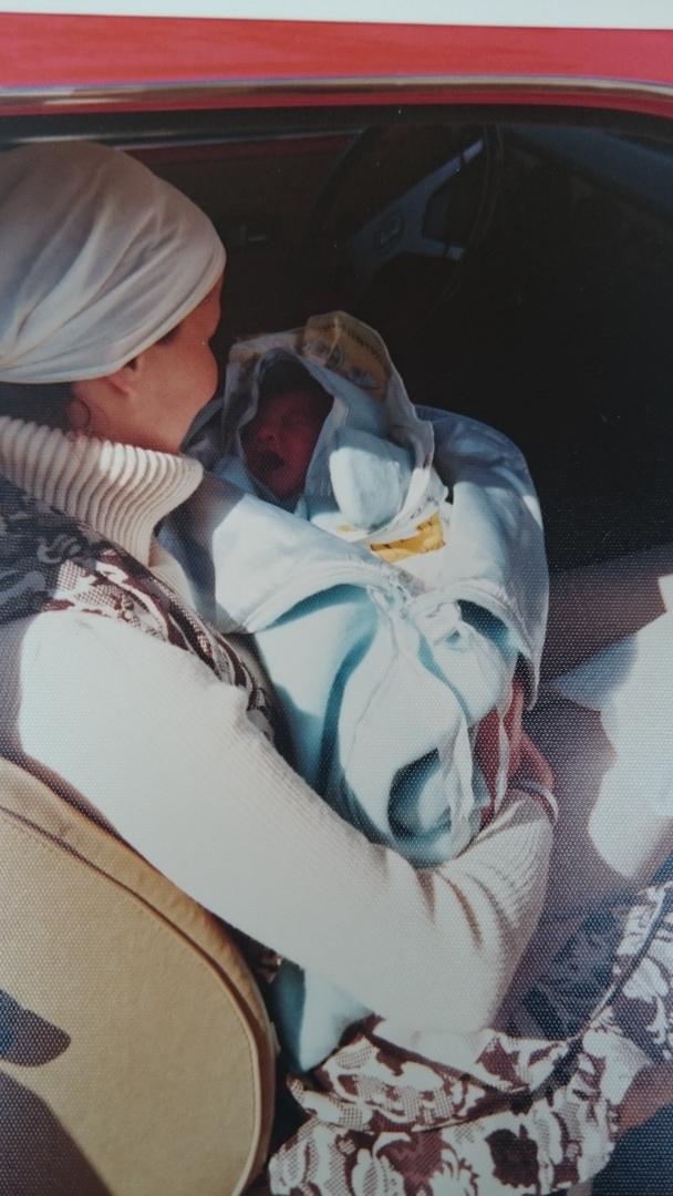 #Familienalbum Frau Mutter Blog