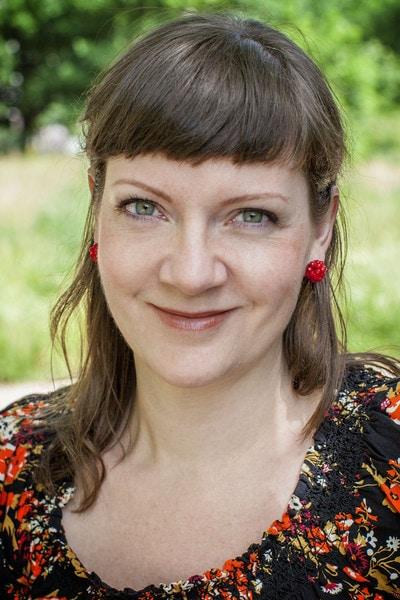 Patricia Camarata Frau Mutter Blog