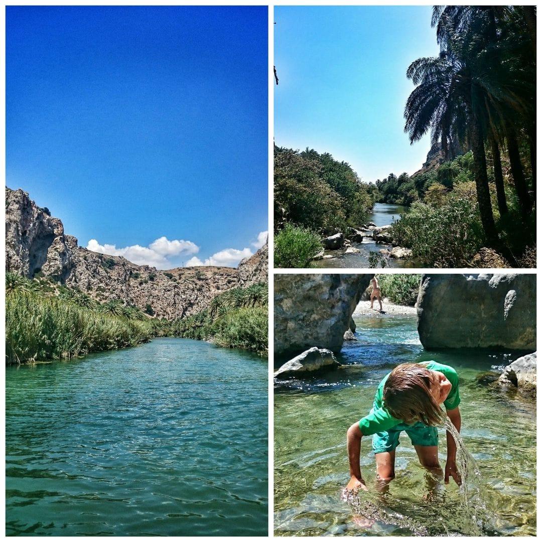 Kreta mit Kindern frau Mutter blog