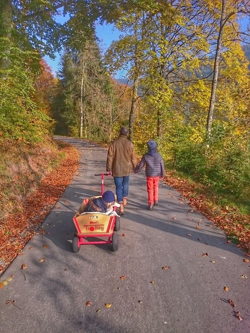 Familienurlaub Traube Tonbach Frau Mutter Blog