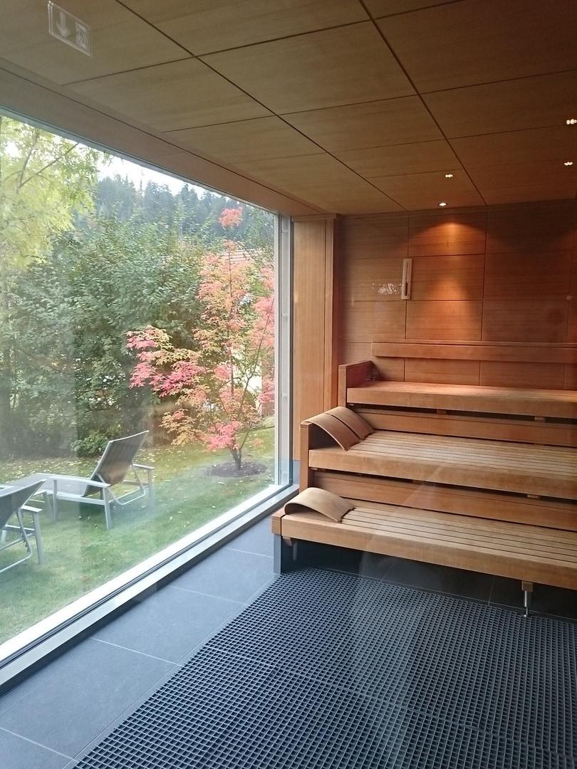 sauna traube tonbach