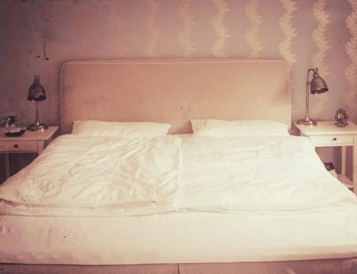 So ein Mist: Warum schläft mein Mann so gut und ich nicht?