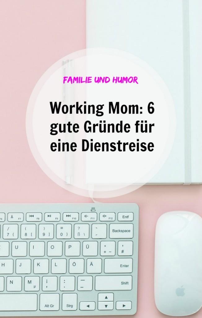 berufstätige Mutter