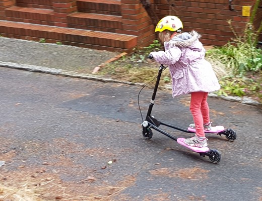 dreirad roller
