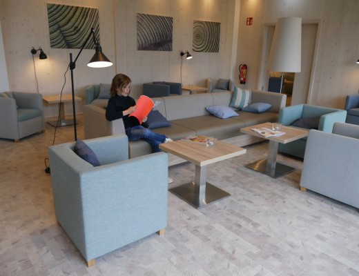 Hotel Strandkind Pelzerhaken Frau Mutter Blog