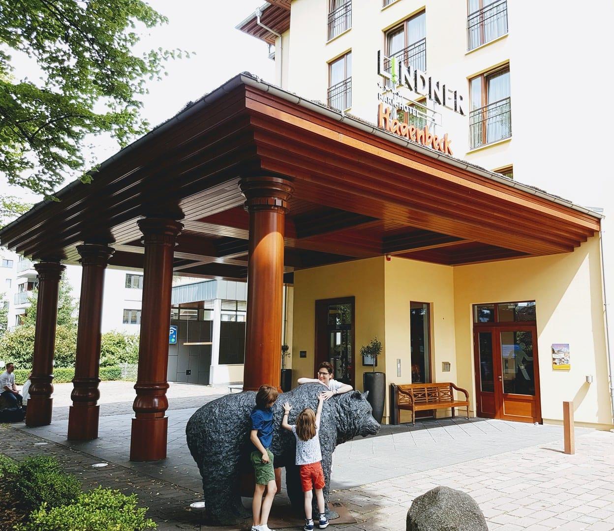 Lindner Parkhotel Hagenbeck