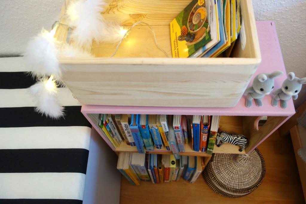 DIY Bücherreagl