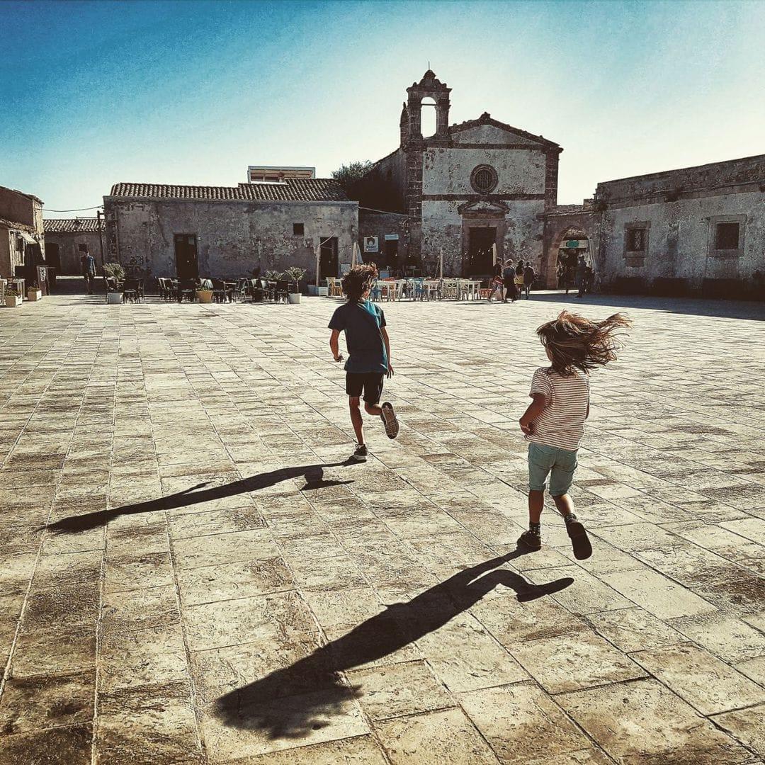 sizilien mit Kindern