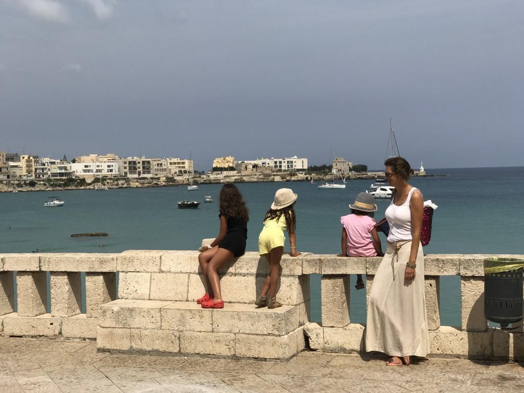 Familienurlaub in Apulien
