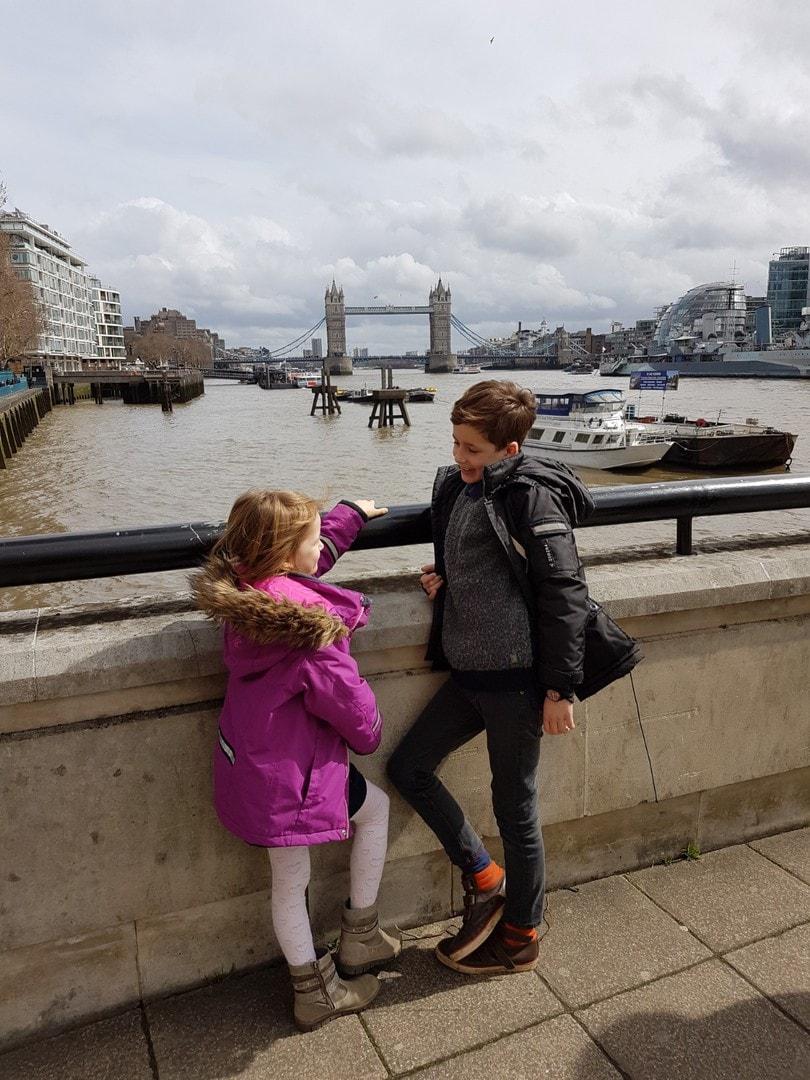 London kostenlos mit Kindern