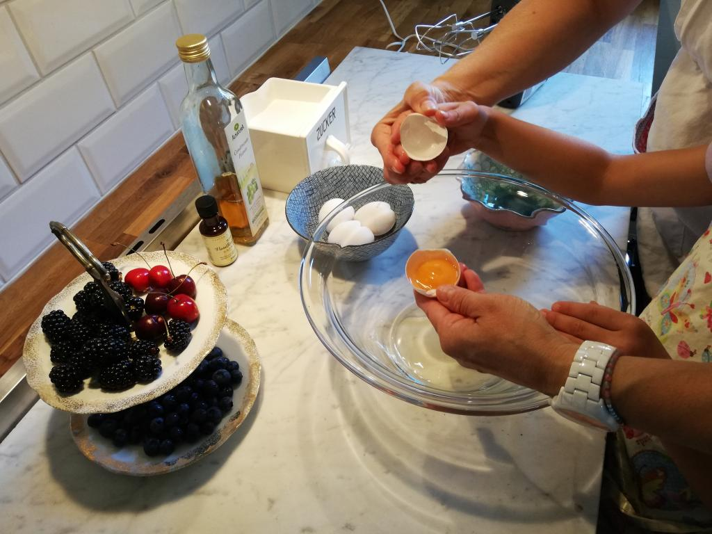 pavlova rezept eier trennen