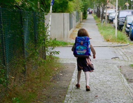 Mama dreht durch: Das Kind will alleine zur Schule gehen