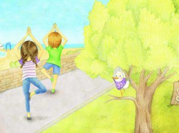 Ommmmm: Kinderyoga Übungen für mehr Konzentration